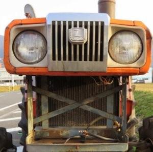 クボタのトラクター