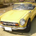 HONDAホンダS800M