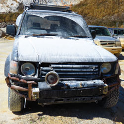 4WD-パジェロー4駆