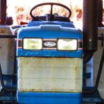 フォードトラクターブルドーザーショベルカー/FORD Tracter
