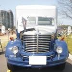 トラック国産第一号機械式冷凍車