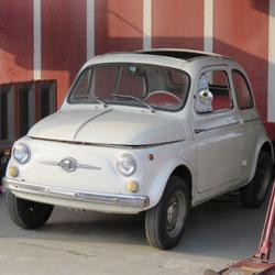 FIAT500/フィアット500
