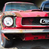 ford_mustang/フォードマスタング