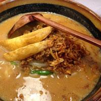 彰膳(しょうぜん)味噌ラーメン/小倉南区