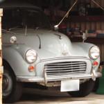 morris/モーリス英国車