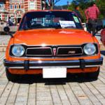 Honda Civic 初代ホンダシビック