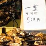 豊前一粒牡蠣、牡蠣小屋、門司はぎの亜紀丸