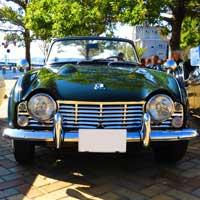 トライアンフ・TR4(1961-1965年)/TriumphTR4